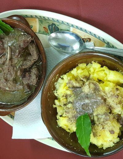 cucina tipica toscana - Trattoria la Chiocciola, ristorante a Pienza