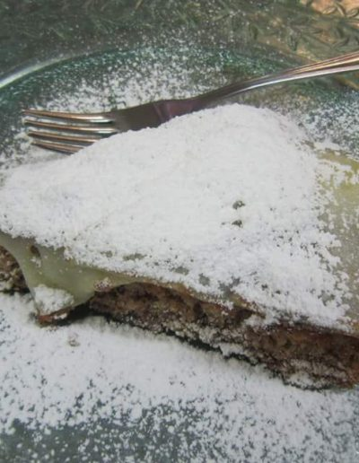 dessert- ristorante Pienza